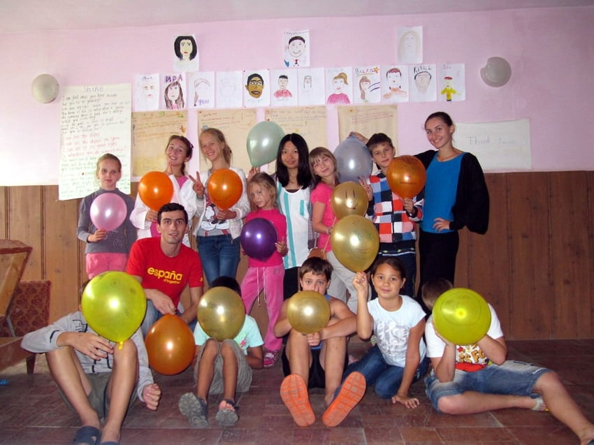 Мовний табір в Харкові